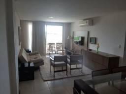 Apartamento mobiliado com 3 quartos no Catu Lake, Aquiraz - CE (Alugado)