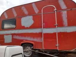 Sucata de trailer reboque