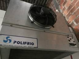 Câmara fria polifrio