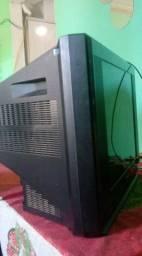 Televisão toshiba 21