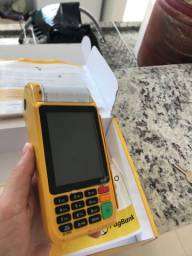 URGENTE - Maquina de cartão Moderninha Pro