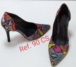 Revenda calçados Feminino e Masculino Sofisticados e diferenciados de couro legítimo