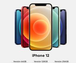 iPhone 12 64gb 128gb lacrado