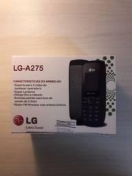 Celular Lg A 275 Dual Chip