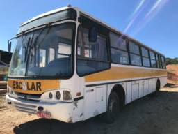 Ônibus Mercedes benz 1620 1996 aceita troca