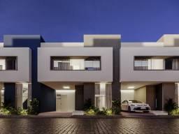 Sky exclusive casa com 2 pavimentos 3/4 sendo 3 suites a partir de 349 mil