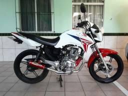 Cg 150 Ex 2015 moto é  só  andar e ser feliz!!!