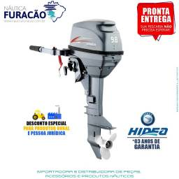 Motor de Popa Hidea 9.8hp 2T