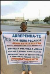 Prepare-se Jesus está voltando
