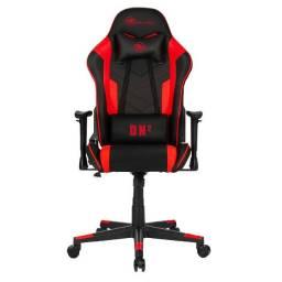 Cadeira Gamer DN2 Preto e Vermelho