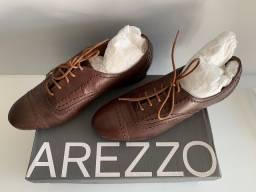 Oxford couro Arezzo 35!