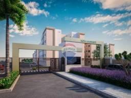 Apartamento à venda com 2 dormitórios em Pitimbu, Natal cod:AP0068