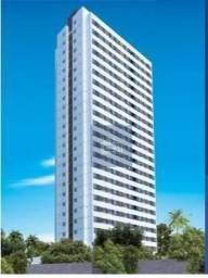 Apartamento com 1 dormitório para alugar, 35 m² por R$ 1.800/mês - Soledade - Recife/PE