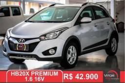 Hyundai HB20X Premium 1.6 Flex 16V Aut. 2014 Flex