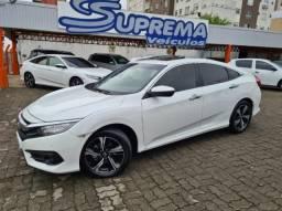 Honda Civic TOURING COM TETO SOLAR 4P