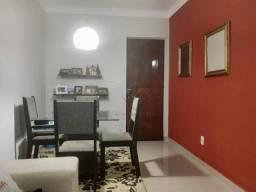 Apartamento no Residencial Topázio com 3 dormitórios à venda, 81 m² por R$ 155.000 - Terra