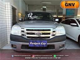 Ford Ranger XLT 2.3 Completo com GNV 5ª Geração - Entrada + Prestação R$949,00 - IPVA 2021