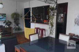Apartamento à venda com 3 dormitórios em Alto barroca, Belo horizonte cod:273289