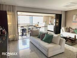 Apartamento com 4 dormitórios à venda, 185 m² por R$ 1.480.000,00 - Pituba - Salvador/BA
