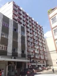 Apartamento à venda com 1 dormitórios em São mateus, Juiz de fora cod:1000