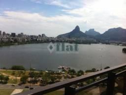 Apartamento à venda com 4 dormitórios em Lagoa, Rio de janeiro cod:FLCO40055
