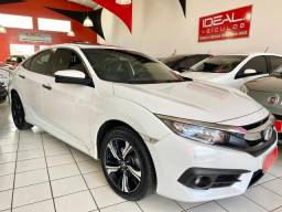 Civic 1.5 Touring Turbo CVT 2017