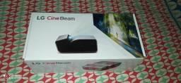 Usado, Projetor Portátil com TV 3D LG CineBeam PH450U comprar usado  Rio de Janeiro