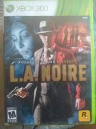Jogo Xbox 360 - L.A NOIRE (La Noire) comprar usado  Caucaia
