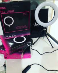 3 Modelos de Ring Light