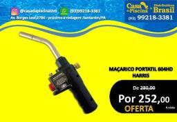 Maçarico Portatil 604HD