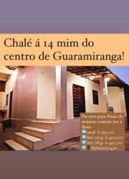 Chalé a 14min do centro de Guaramiranga