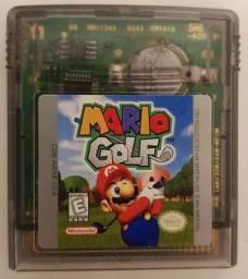 Mario Golf Game Boy Color