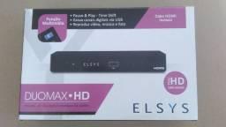 Receptor Digital/Analogico Duomax HD ElSYS