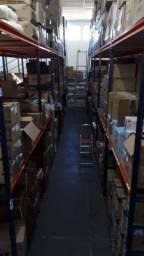 Prateleiras para armazenagem CD