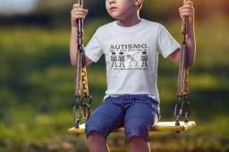 Camiseta Infantil Autismo