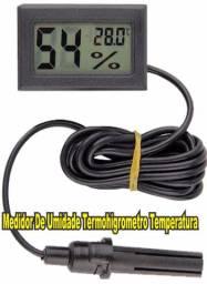 Medidor De Umidade Termohigrometro Temperatura Chocadeira Arduino