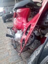 Moto cinquenta cc traxx