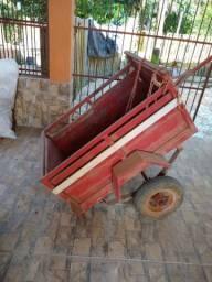 Carrocinha moto 900 reais