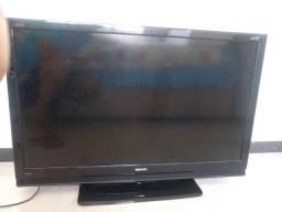 "TV plasma 42"" Semp (usada)"