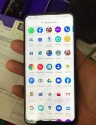 Motorola one hyper com 128 gb novinho sem marcas de uso
