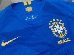 Camiseta seleção brasileira oficial