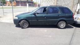 Fiat palio weekend elx 2001 com debitos leia