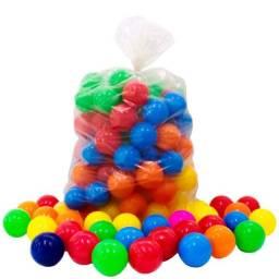 500 Bolinhas Coloridas para Piscina (Preço de Fábrica) Promoção Relâmpago