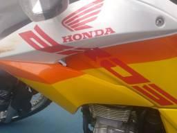 Jogo de carenagem moto Honda Bros 150cc 2013/13