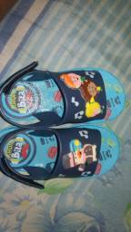 Sandalia infantil mundo bita
