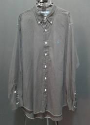 Camisa Ralph Lauren XXL manga comprida.