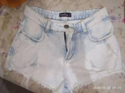Vendo 7 shorts