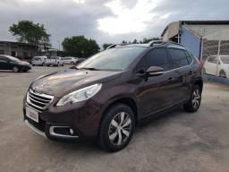 Peugeot 2008 Griffe 2016/17 Apenas 43.000KM Sportcar veiculos