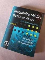 """Livro """"Bioquímica médica básica de Marks"""""""