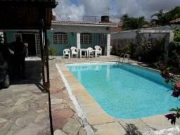 Casa com 4 quartos, com piscina, próximo a avenida principal no Janga/Paulista